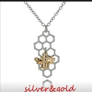 Accessories - Honeybee necklace